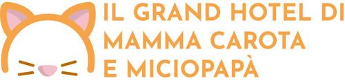 Il Grand Hotel di Mamma Carota e Miciopapà Logo