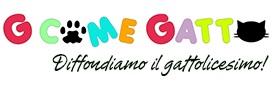logo G come Gatto