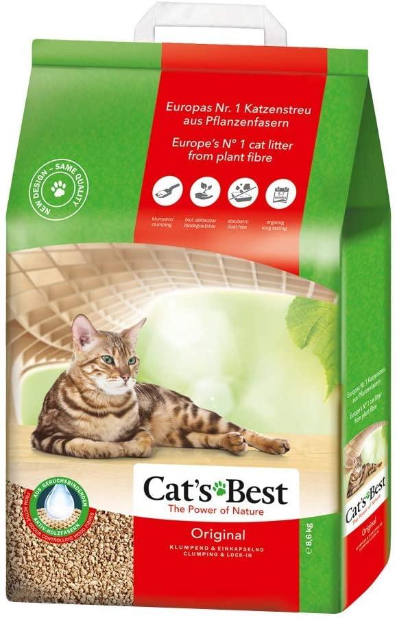 lettiera migliore gatti