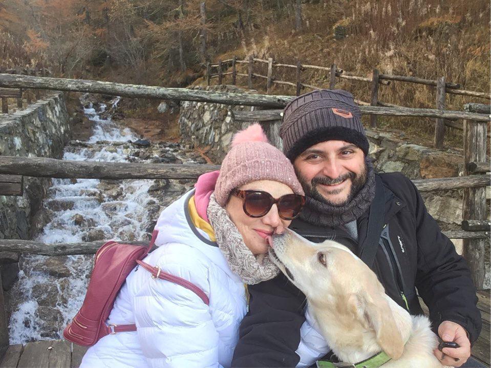 in vacanza con il cane in montagna