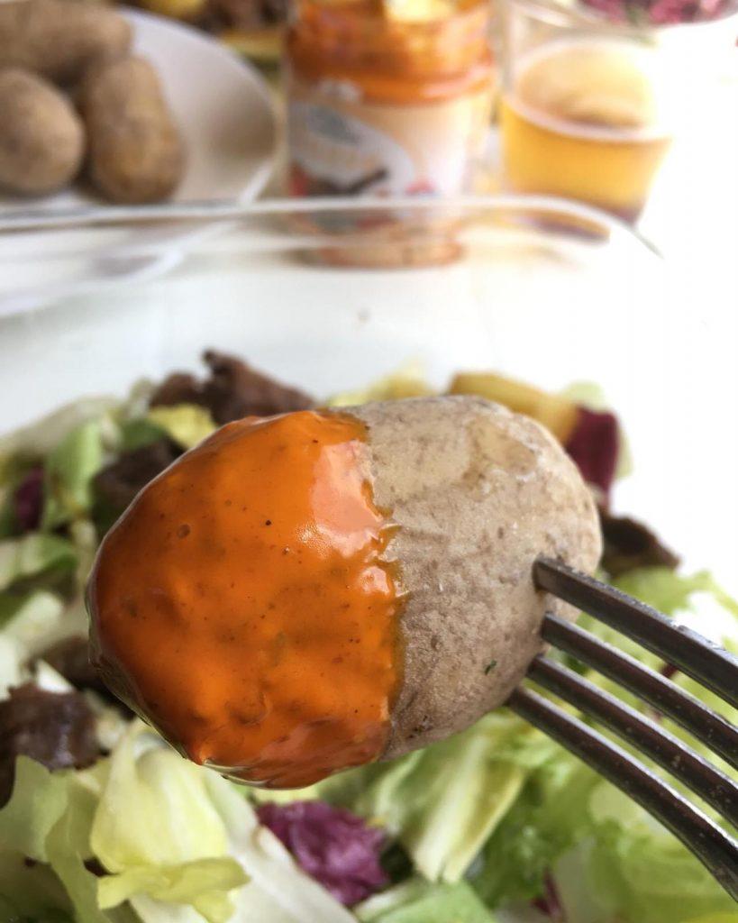 ricetta spezzatino vegano papas arrugadas